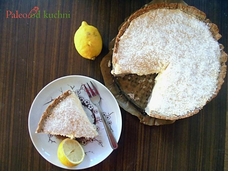 Mega cytrynowe ciasto