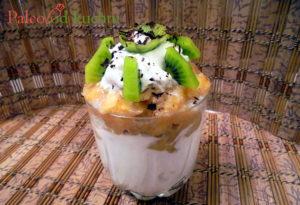 Kokosowo-szarlotkowy deser