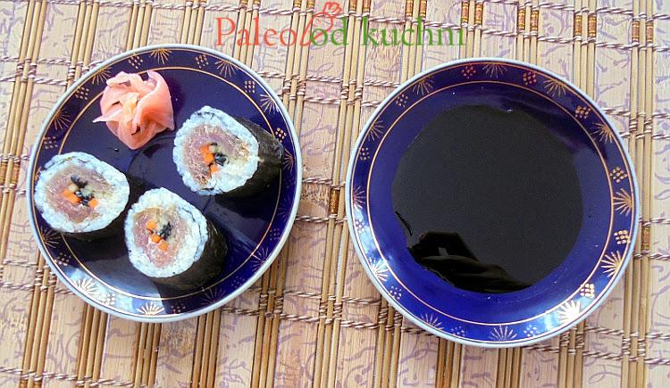 Sushi maki