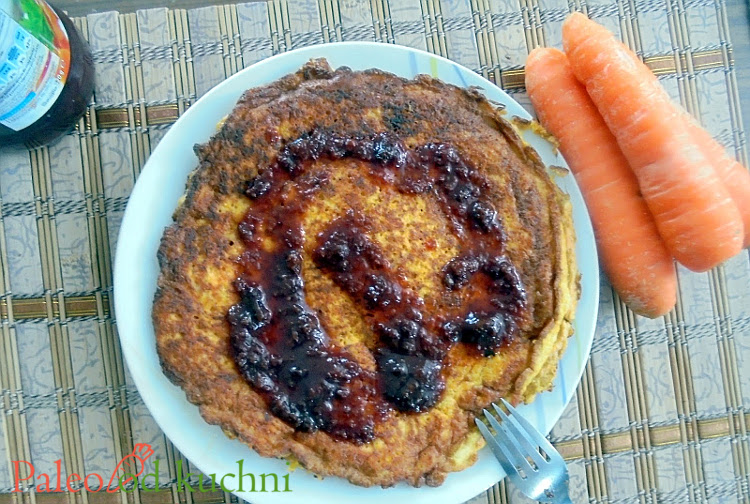 Omlet marchewkowy
