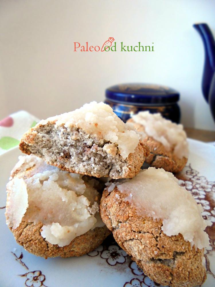 Paleo ciasteczka cytrynowe