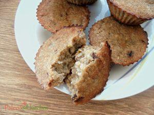 Muffiny amarantusowe