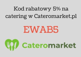 Rabat 5% od cateromarket